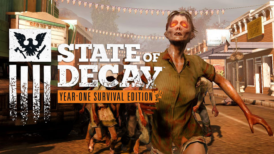 State of Decay: Year One (Xbox One)