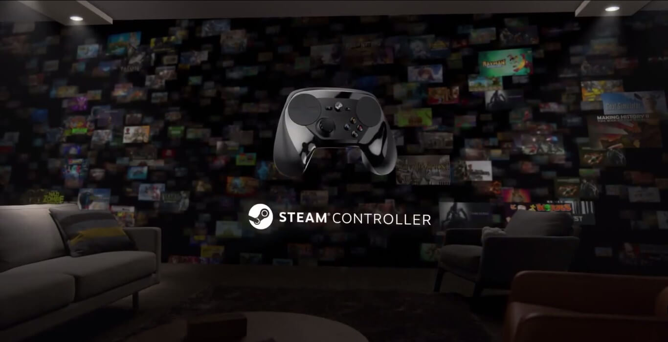 Steam Controller Now Available for Pre-order