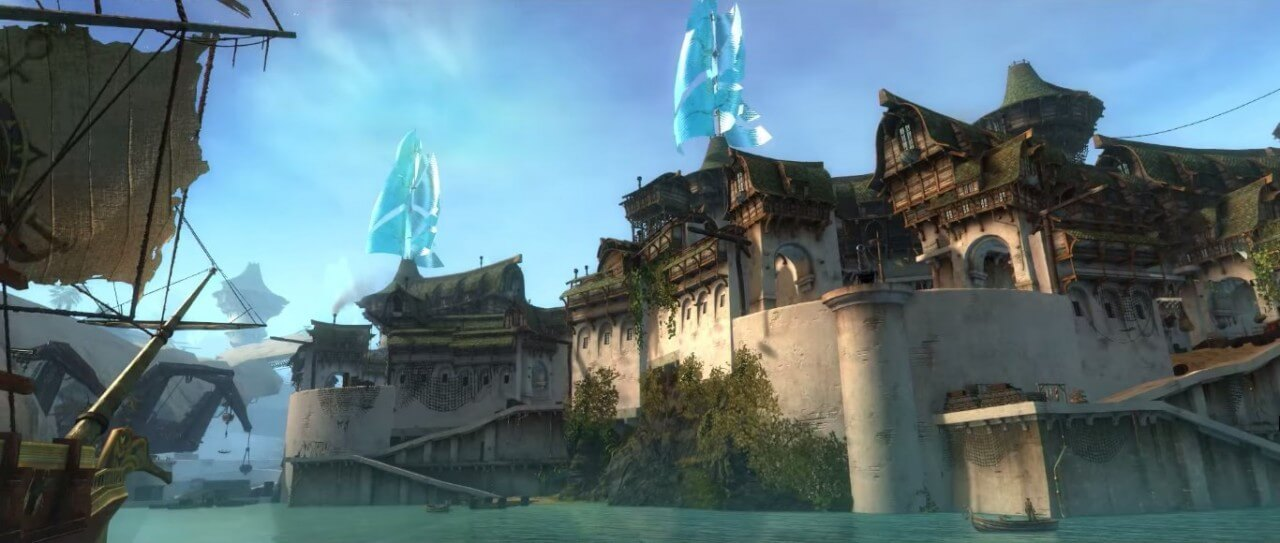 Guild Wars 2 Rebuilds Lion's Arch and More!