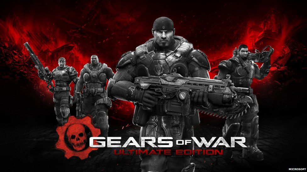E3 2015: Microsoft Reveals Gears of War, Killer Instinct
