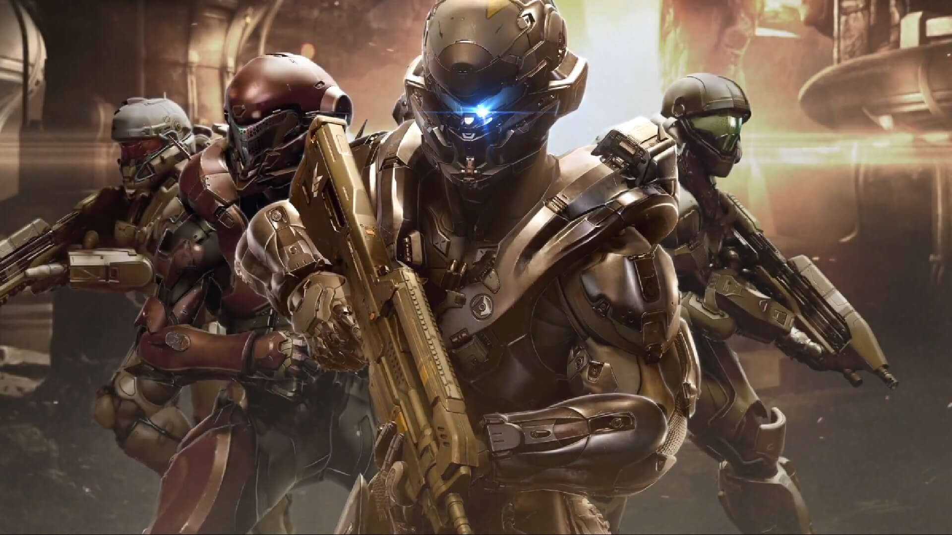 Official 'Halo 5: Guardians' Story Details Revealed