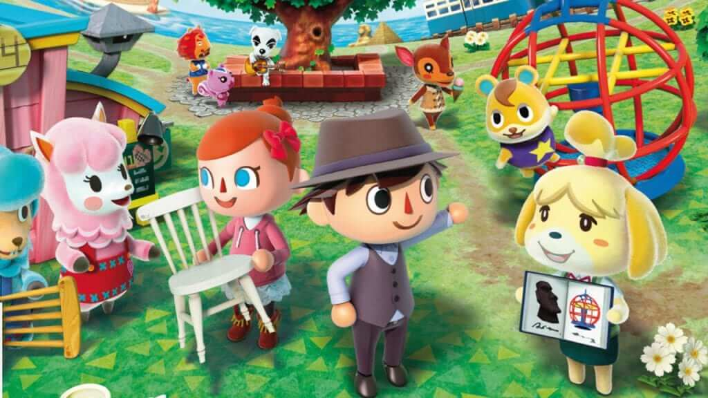 E3 2015: Nintendo Announces New Animal Crossing Games