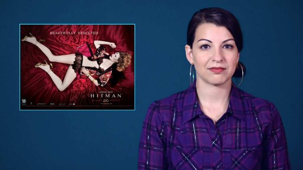 Anita Sarkeesian, creator of Tropes vs Women - she knows her stuff on the subject