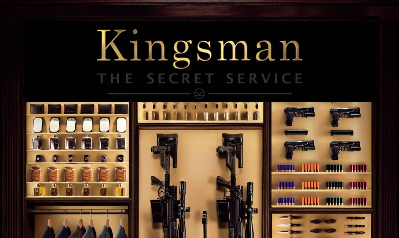 Matthew Vaughn Is Currently Developing 'Kingsman 2′