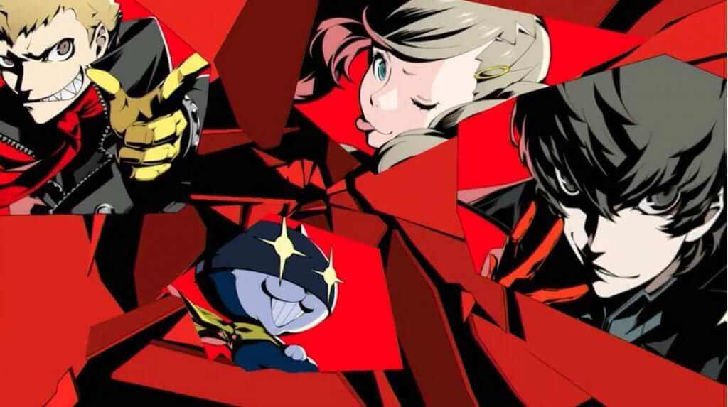 Persona 5 Coming to NA in 2015