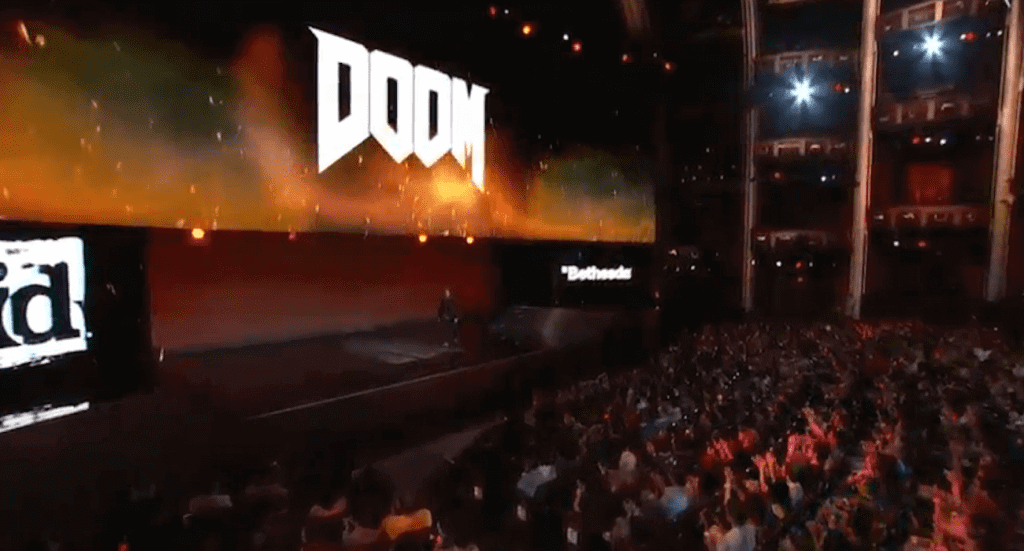 E3 2015: DOOM Shown At E3