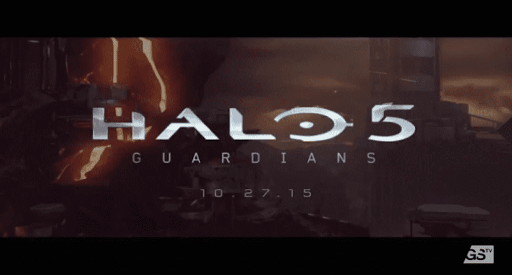 E3 2015: New Halo 5 Guardians Footage Shown
