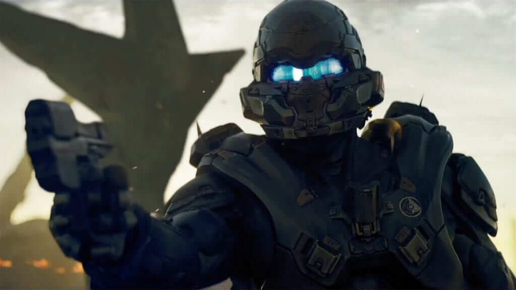 Spartan Locke will play a major role in Halo 5: Guardians