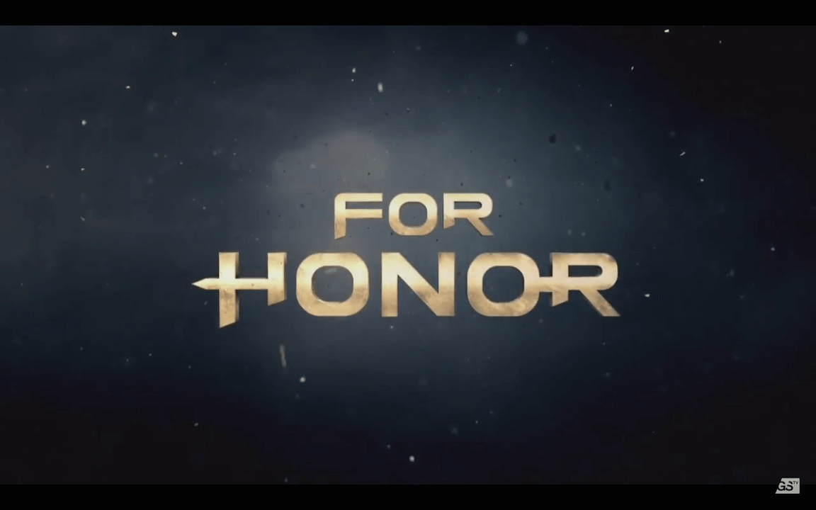 E3 2015: Ubisoft Unveils New IP For Honor