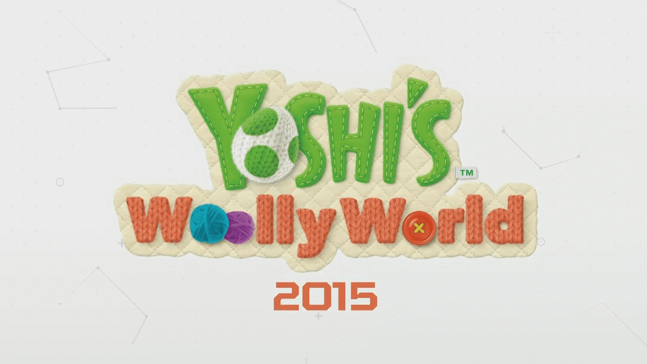 E3 2015: Yoshi's Woolly World Release Date and Trailer