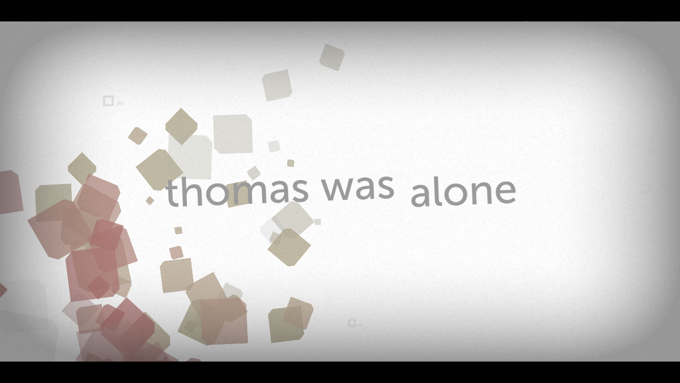 Thomas Was Alone: A Retro Review