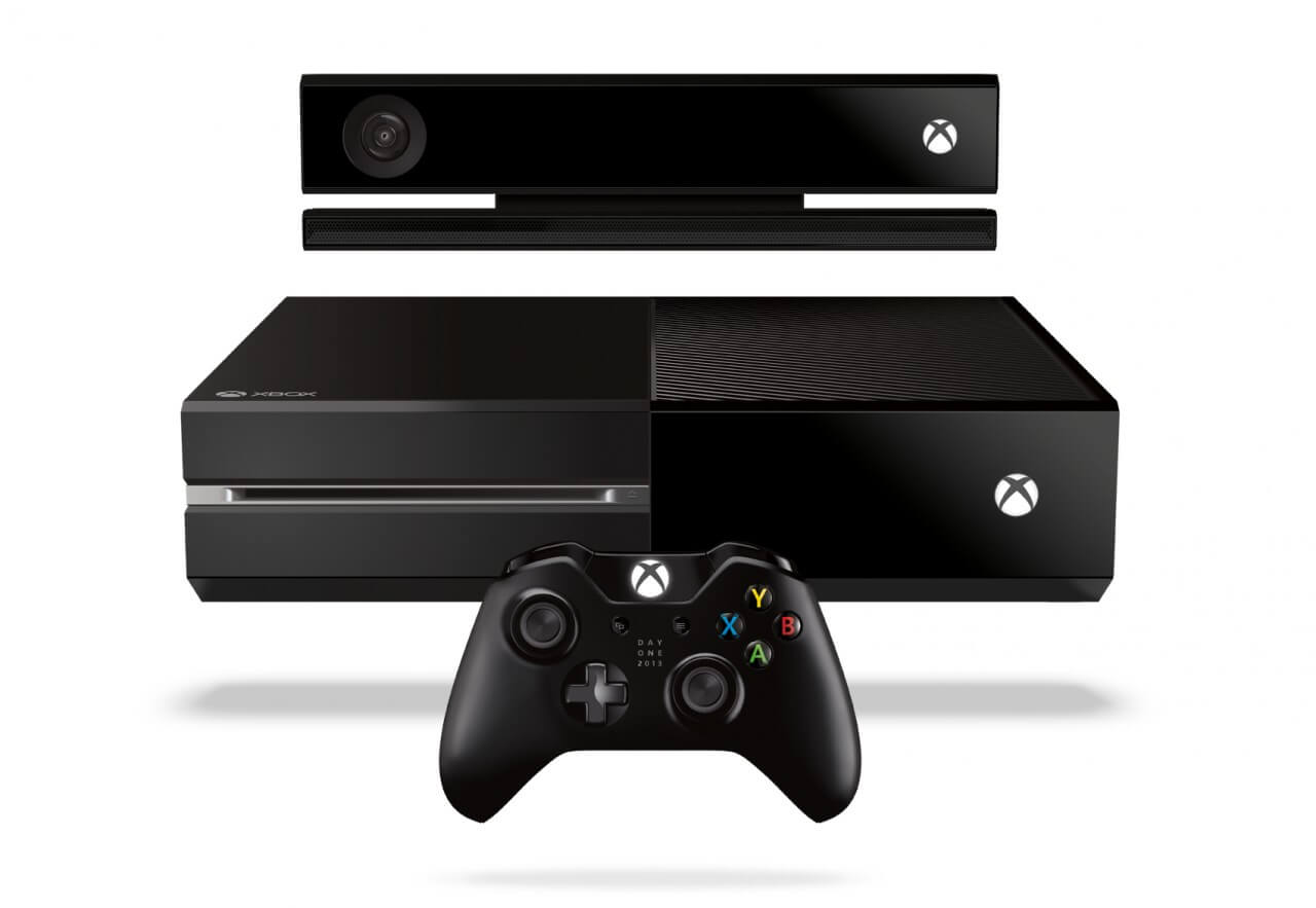 Xbox One With 1TB Hard Drive Spotted