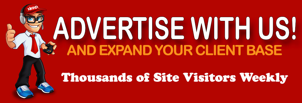 banner - advertising page