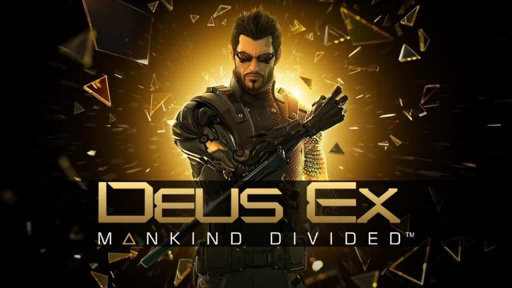 E3 2015: Deus Ex: Mankind Divided E3 Trailer