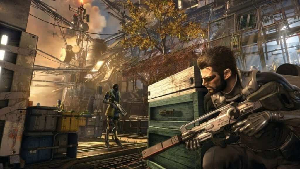 E3 2015: Deus Ex: Mankind Divided Dawn Engine Details