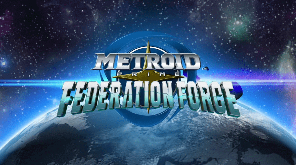 E3 2015: Metroid Prime: Federation Force Trailer