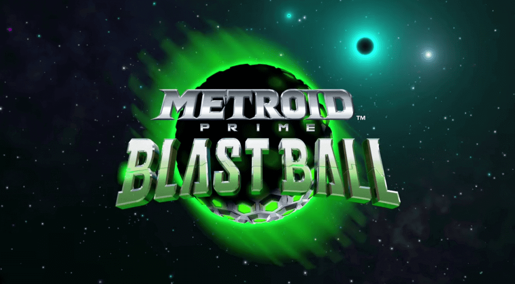 Metroid Prime: Blast Ball be part of Federation Force