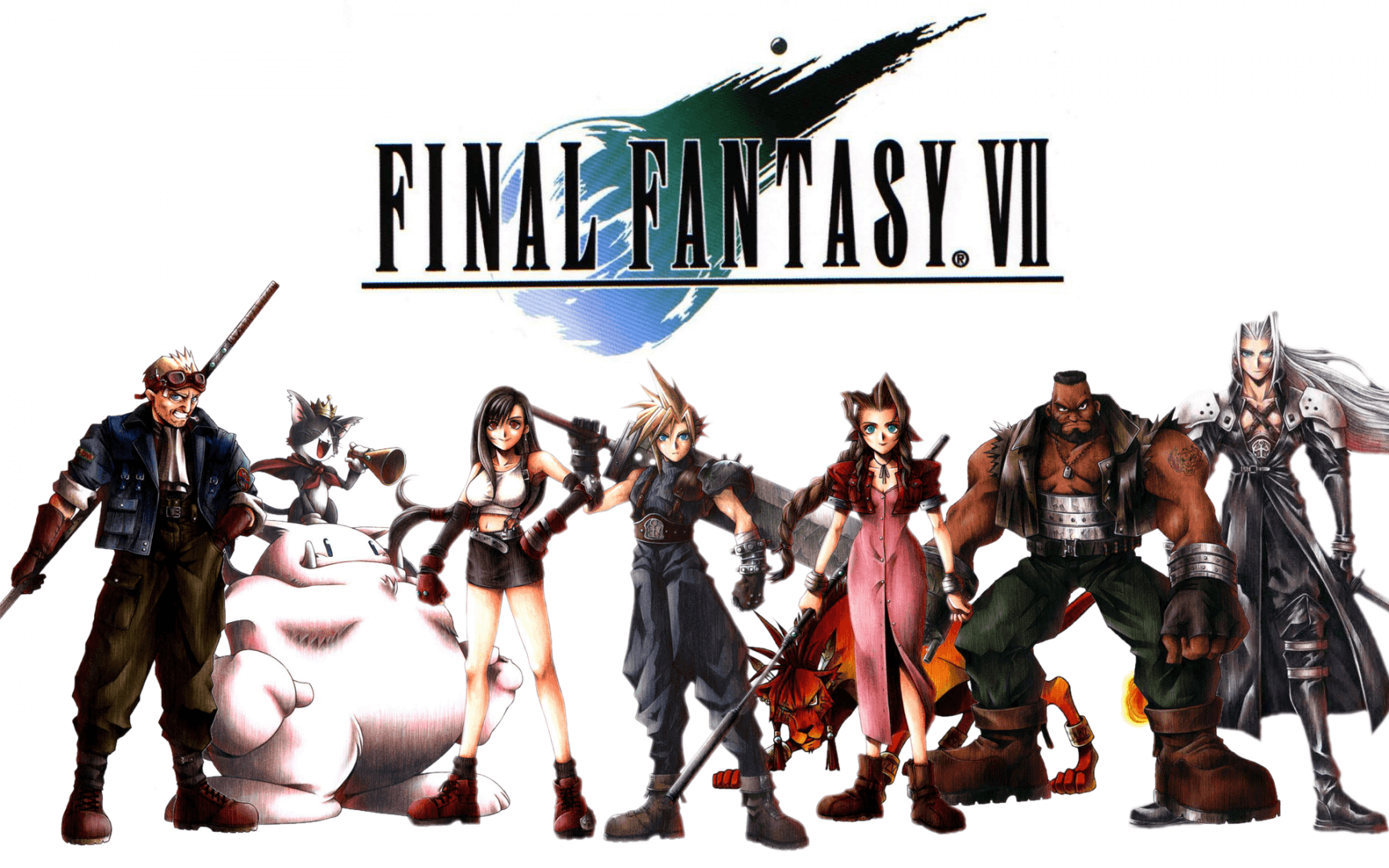 E3 2015: Final Fantasy VII HD Remake Announced!