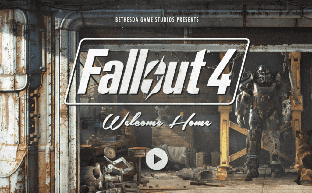 Fallout 4 Officially Announced for PlayStation 4, PC, and Xbox One