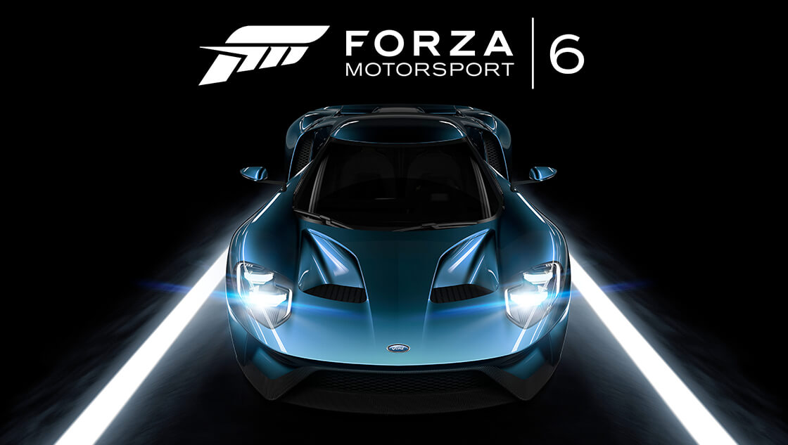 E3 2015: Forza 6 Details and Release Date