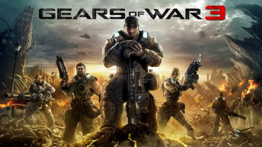 Gears Of War 3 is the highlight of the Xbox 360 offering