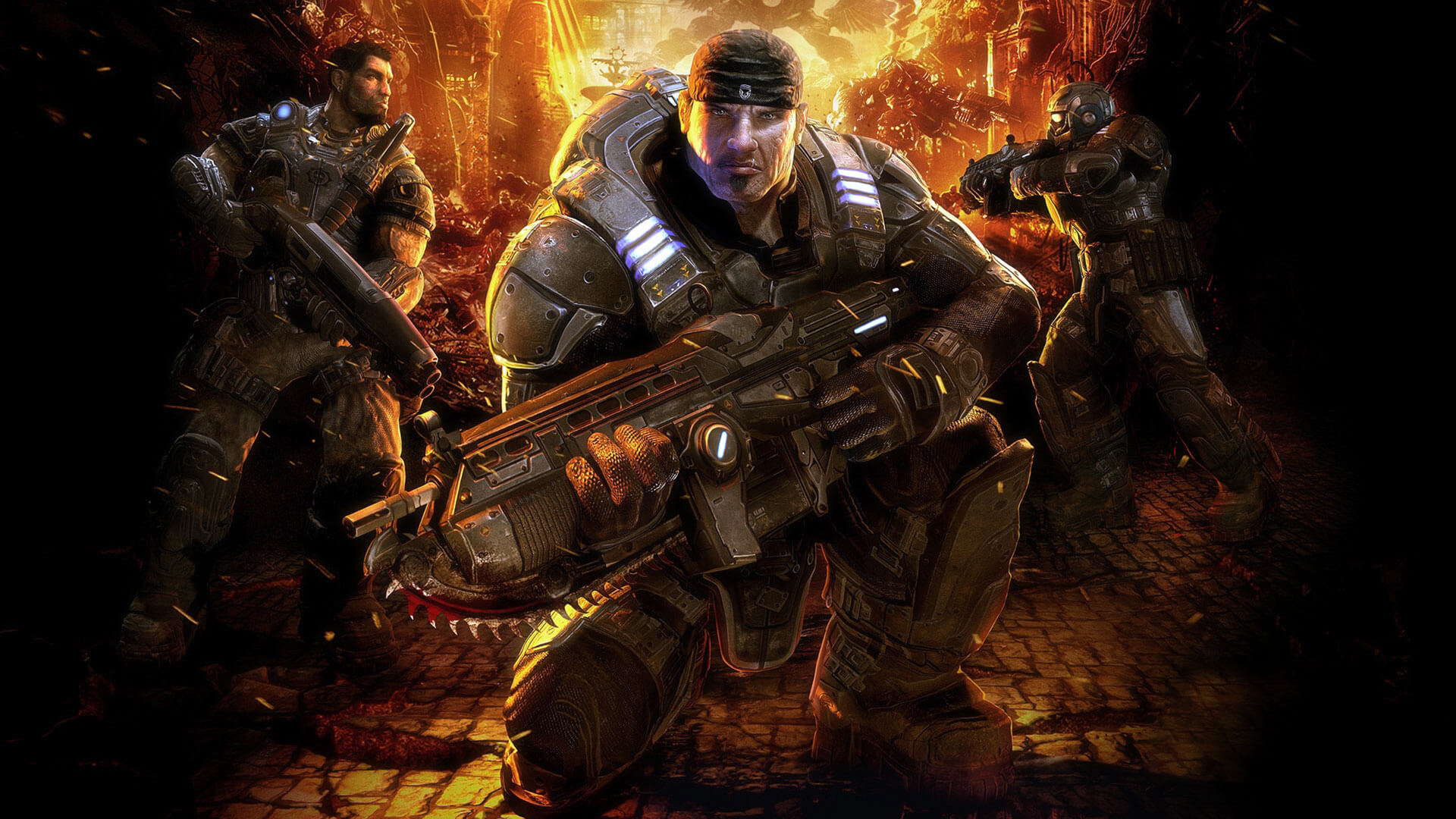 Killer Instinct Gears of War