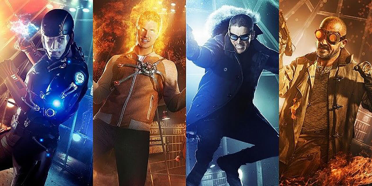 Legends of Tomorrow Trailer