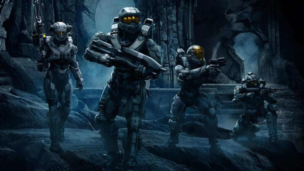 Halo 5: Guardians All DLC Maps Will Be Free