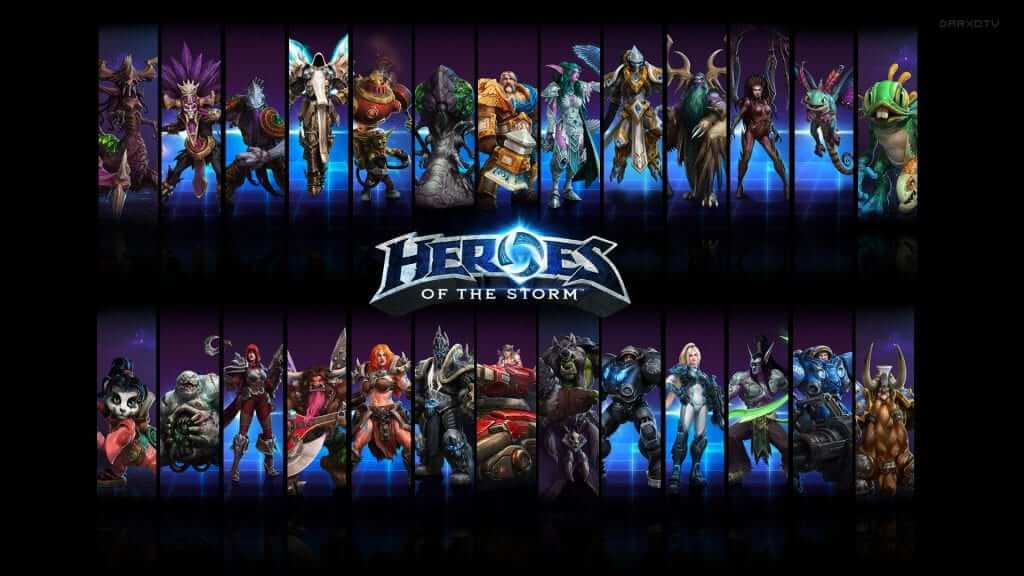 Review: Heroes of the Storm (PC)
