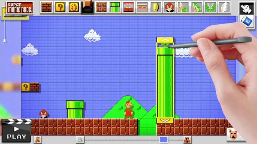 E3 2015: Mario Maker and New Amiibo Details