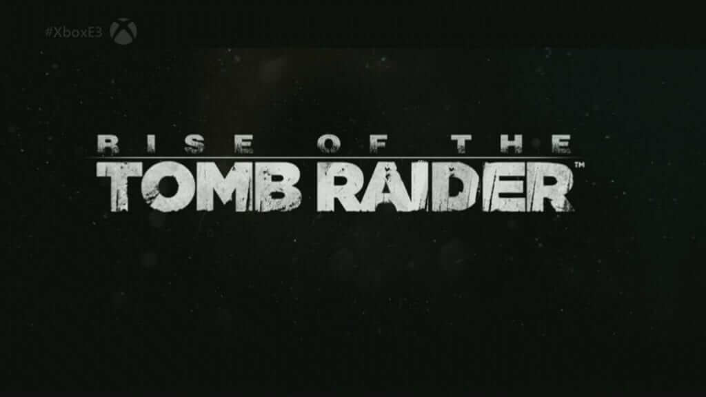 Rise of the Tomb Raider Pre-E3 Trailer