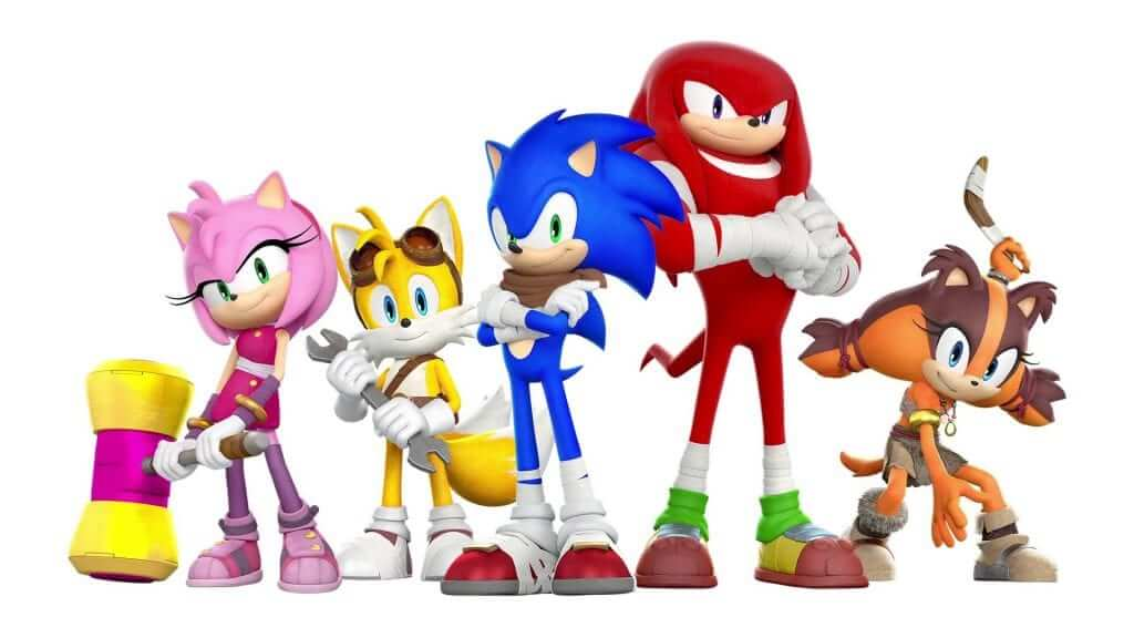 Sonic Boom Sequel Heads to 3DS