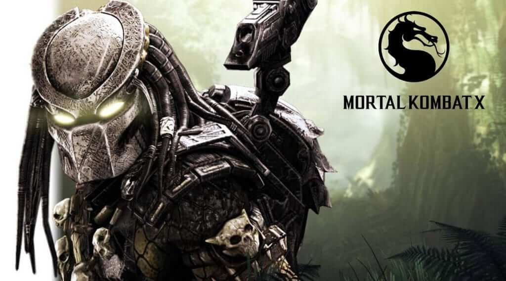 Predator Comes To Mortal Kombat X This Month