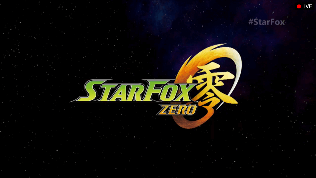 E3 2015: Star Fox Zero Officially Announced