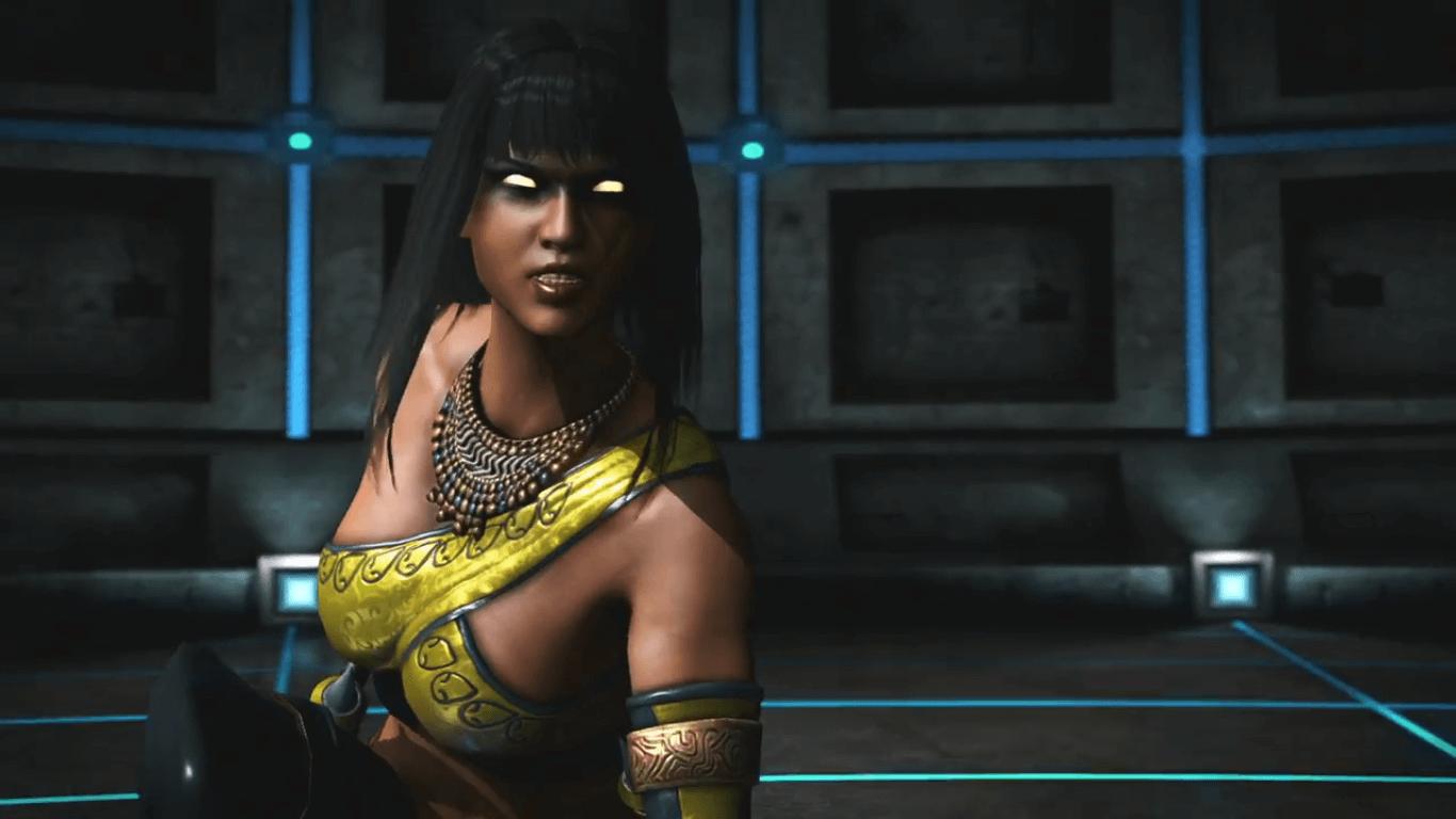 Tanya Brutalizes Mortal Kombat X