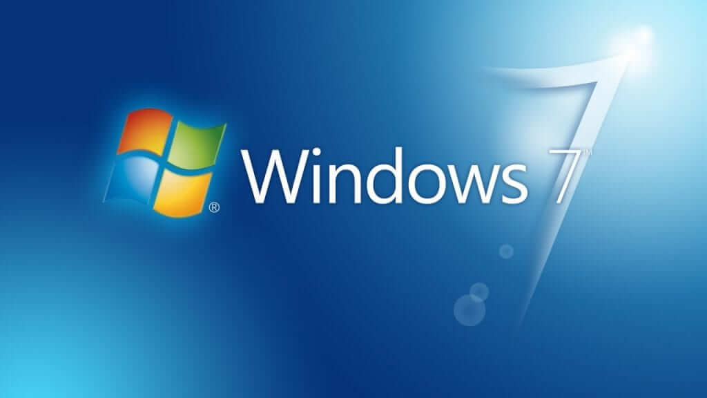 Windows 7 Currently The Most Widely Used OS