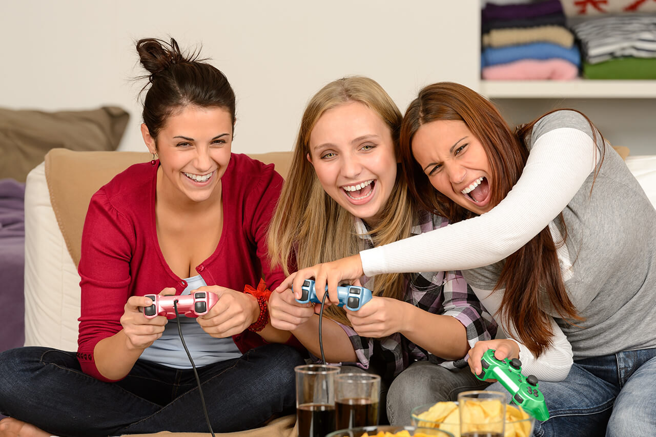 Exclusive: Women and Video Games