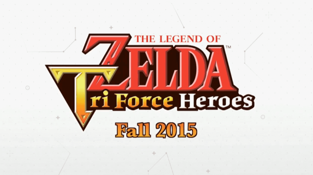 E3 2015: Legend of Zelda: Tri Force Heroes and Hyrule Warriors: Legends Announced