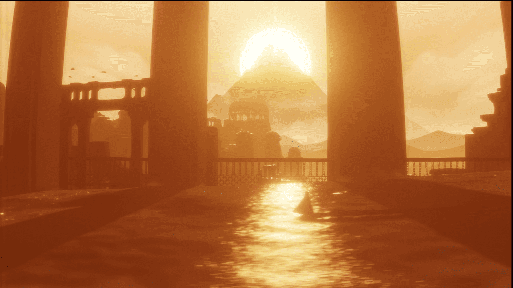 Journey was praised for its incredible visual design