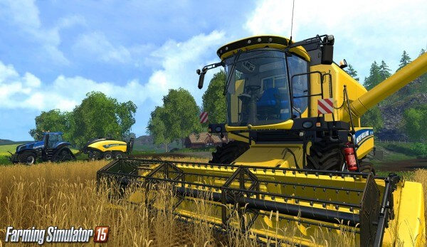 Take these vehicles online and have friends help make your farm profitable, or hire workers to do it for you.