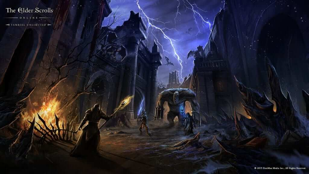 The Elder Scrolls Online: First Expansion Arrives Next Month