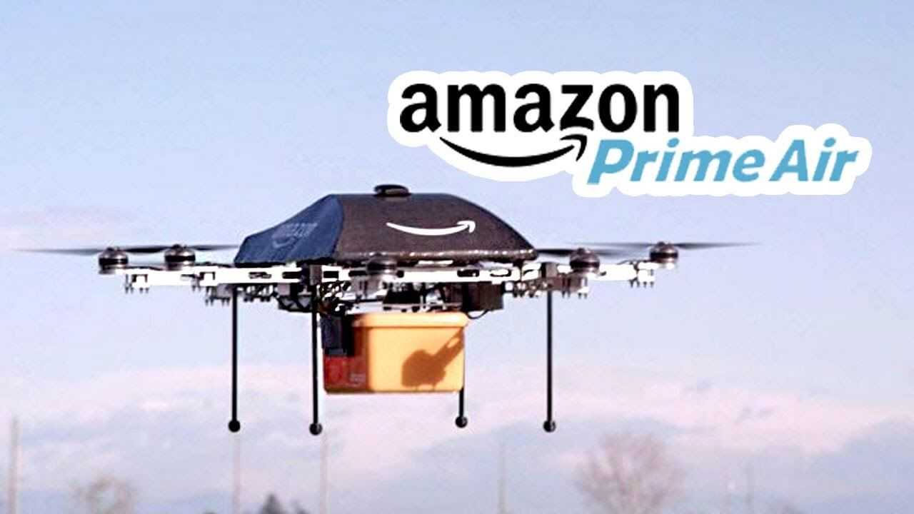 amazon prime air drone delivery with Ing Soon Amazon Prime Air on Amazon Prime Air together with Drone Delivery Economics as well Amazon Launches First Prime Air Aircraft additionally Amazon Announces Delivery DRONE in addition Amazon Flashes Prime Air Drone Delivery In Its Super Bowl Ad.