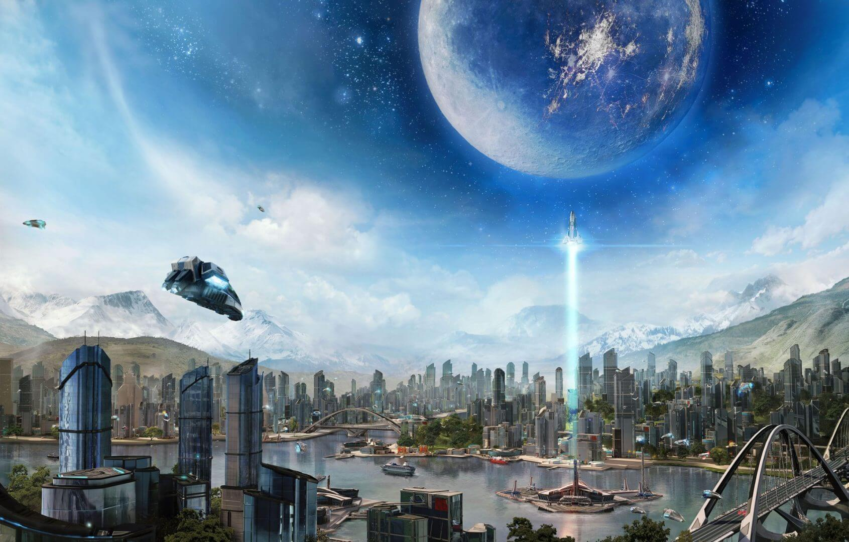 'Anno 2205': Building On Earth And The Moon