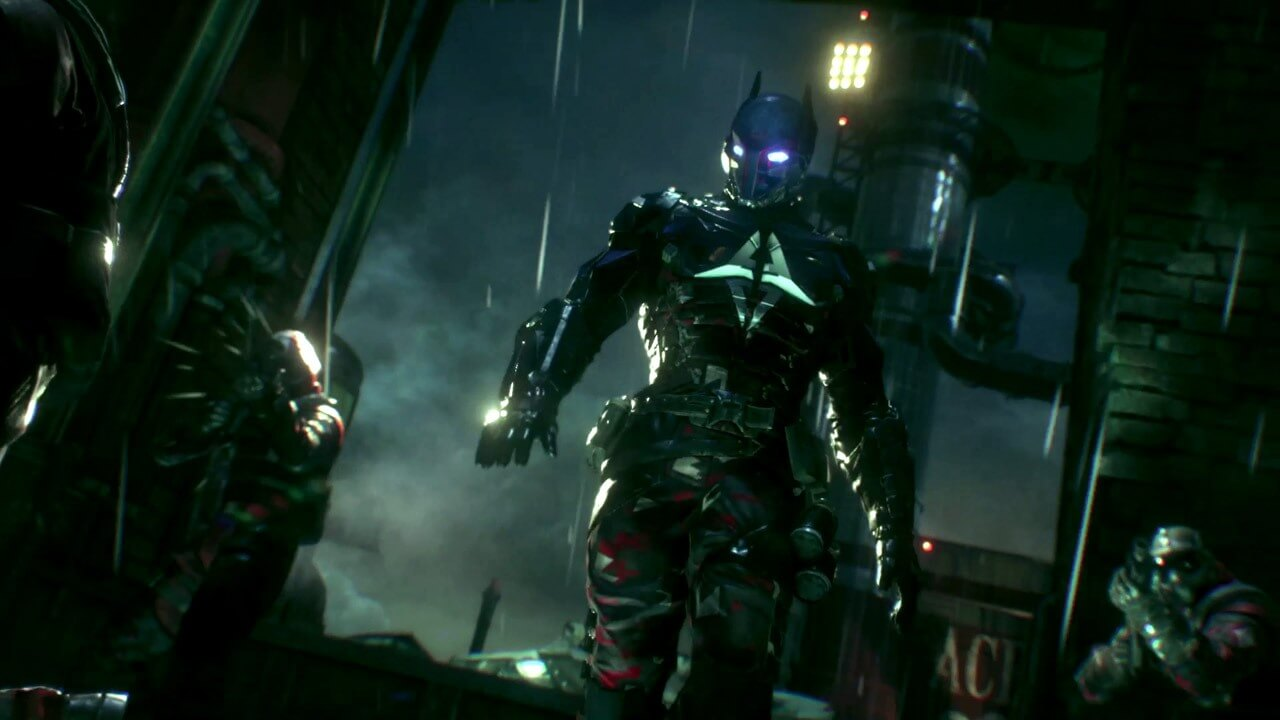 Arkham Knight has been well received on both the PS4 and Xbox One