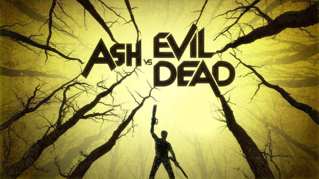 Ash vs Evil Dead Trailer: Gets Halloween Premiere