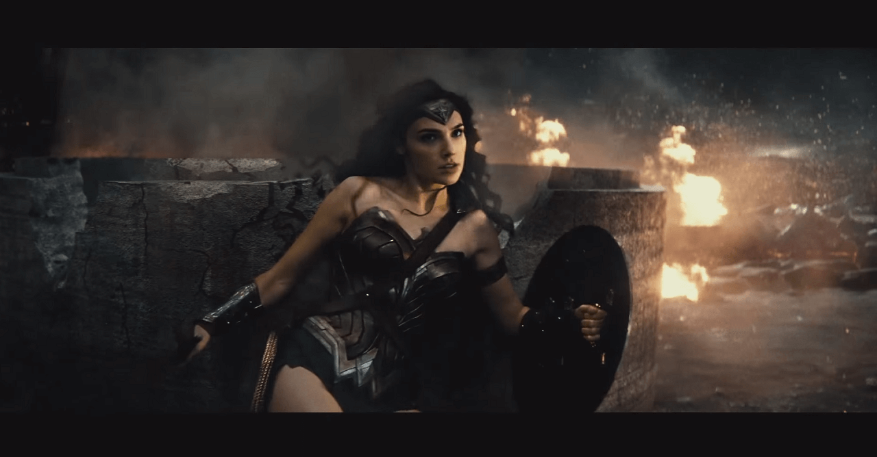 Gal Gadot joins the cast as the illustrious Diana Prince/Wonder Woman