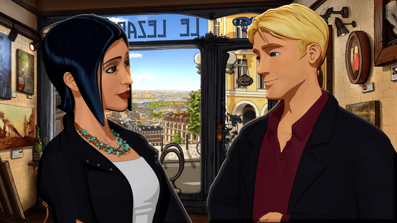 Broken Sword 5: The Serpent's Curse PS4 and Xbox One Release Date