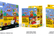 Nintendo Announces Super Mario Maker Wii U/Limited Edition Bundles