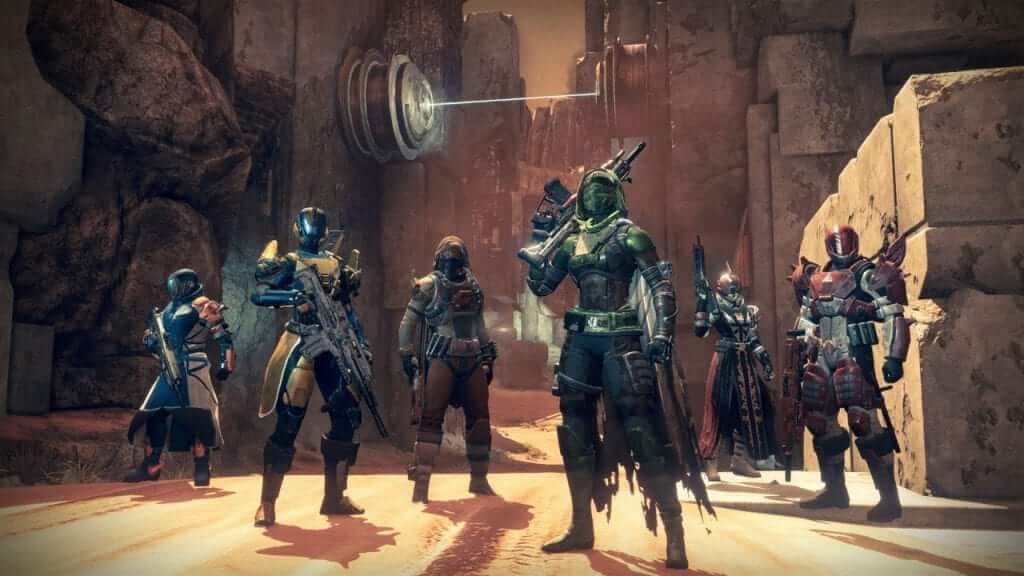 Players Banned From Destiny's Crucible