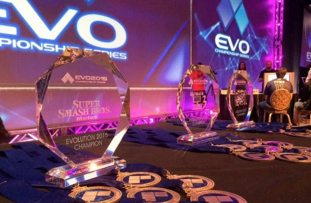 Final Results for EVO 2015